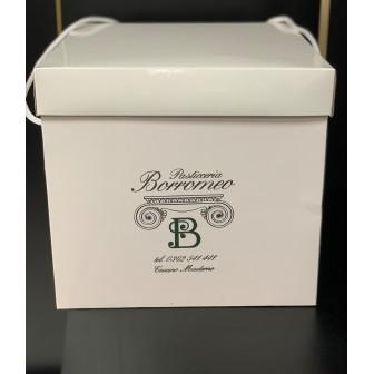 Panettone Marron glacé - Borromeo