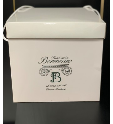 Panettone chocolat - Borromeo