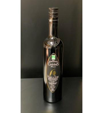Huile d'olive noire BIO AOP - Moulin Castelas