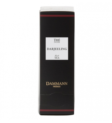 Darjeeling Thé Noir  - Dammann Frères