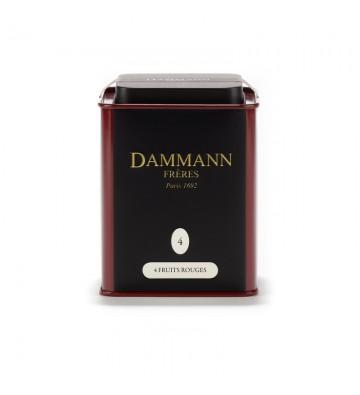 4 Fruits Rouges Vrac - Dammann Frères