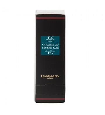 Thé Aromatisé Ooling Caramel - Dammann Frères