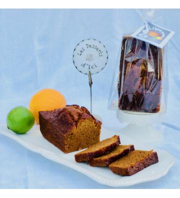 Pain d'épices aux Agrumes - Les Desserts d'Içi