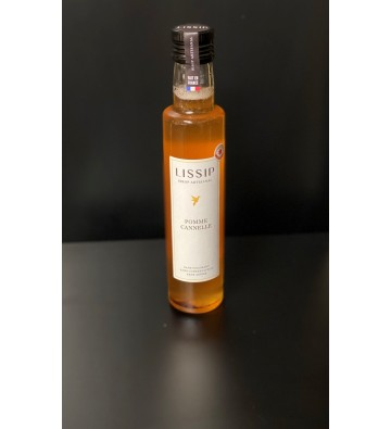 Sirop Pomme Canelle - LISSIP