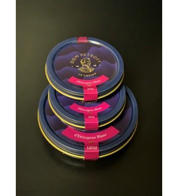 Caviar Esturgeon Blanc - DOM PETROFF