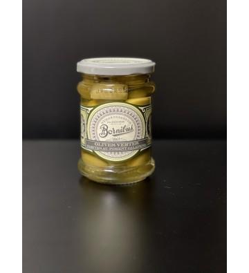 Olives Vertes Farcies Piment Jalapeno - Bornibus