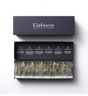 Coffret Collection d'infusion - L'Infuseur