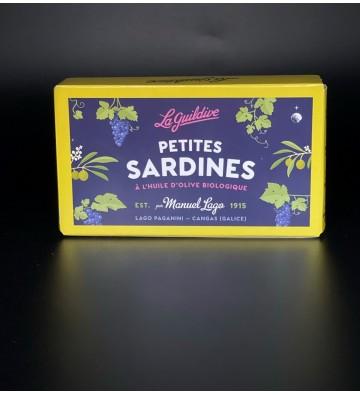 Petites sardines - La Guildive