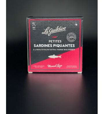 Petites sardines Piquantes - La Guildive