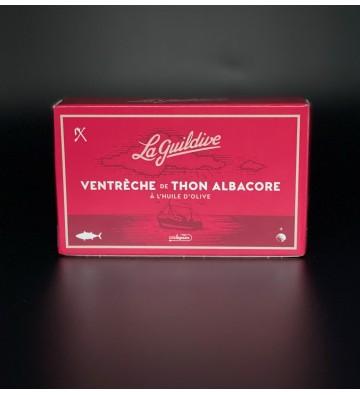 Ventrèche de Thon Albacore - La Guildive