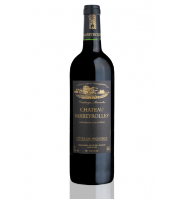 Vin Rouge - Château Barbeyrolles
