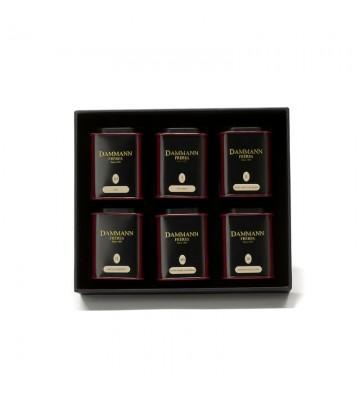 Coffret 6 Parfums - Dammann Frères