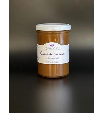 Crème de Caramel  - La Cour d'Orgères