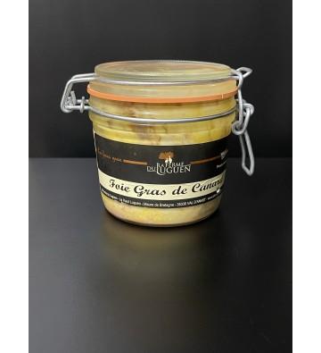 Foie gras de canard - Ferme du Luguen