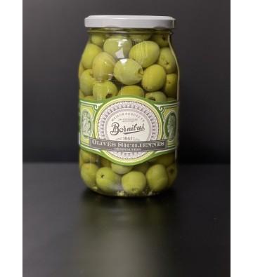 Olives Sicilliennes - Bornibus