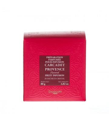 Carcadet Provence Sachet - Dammann Frères