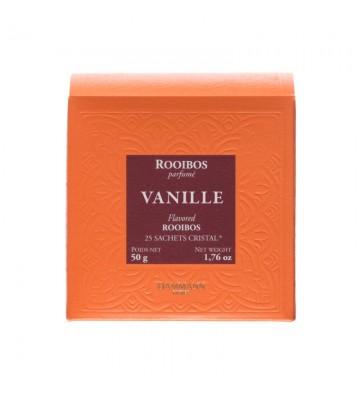 Rooibos Vanille, sachet - Dammann Frères