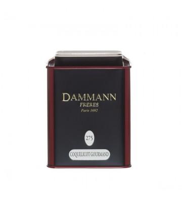 Thé Coquelicot Gourmand, vrac - Dammann Frères