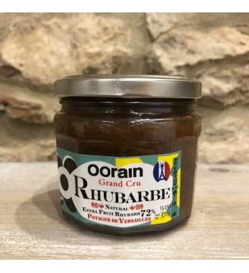 Marmelade Rhubarbe - OORAIN