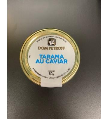 Tarama au Caviar - DOM PETROFF