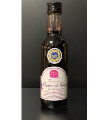 Crème de Cassis de Bourgogne - Ferme Fruirouge