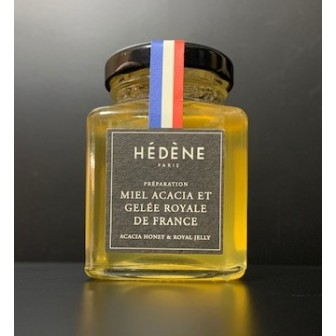 Miel Acacia et Gelée Royale - HEDENE