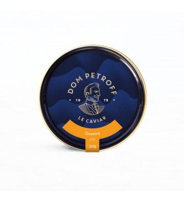 Caviar Ossetra - DOM PETROFF
